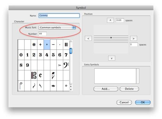 How To Enlarge Symbols In Sibelius Scoring Notes