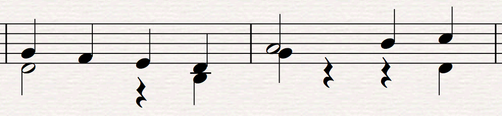 Rests in Sibelius 8.1