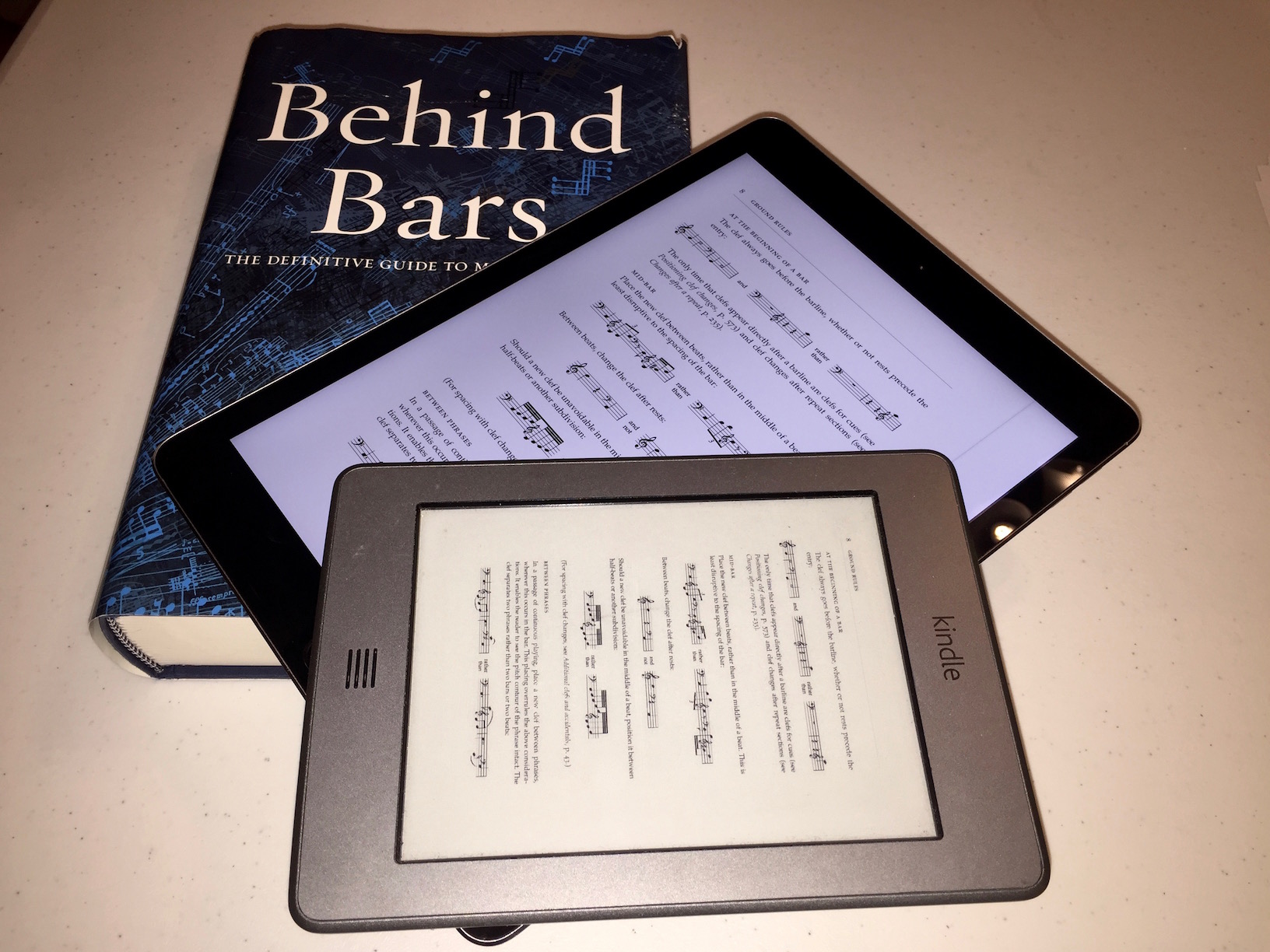 Elaine Gould's Behind Bars now available for Kindle and