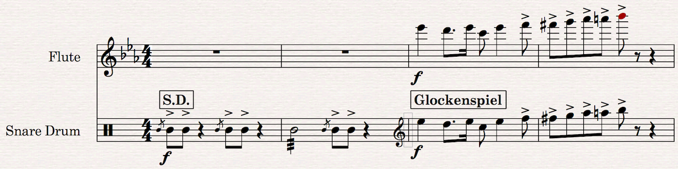 Changing from an unpitched instrument to a pitched instrument in Sibelius prior to 8.5
