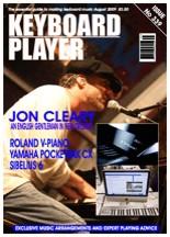 Keyboard Player magazine