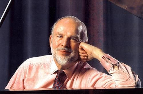 American composer William Perry