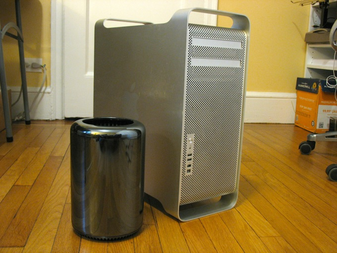 The new Mac Pro is both more and less powerful than the old model