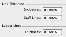 stafflines