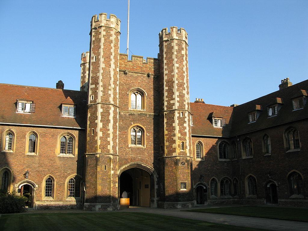 Old Court, Queens' College, Cambridge