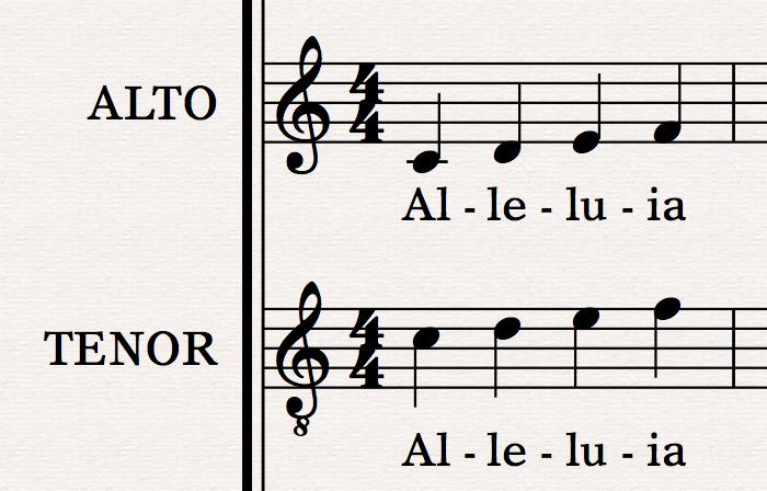 Understanding octave-transposing clefs in Sibelius - Scoring Notes