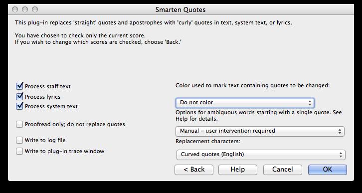 Smarten Quotes