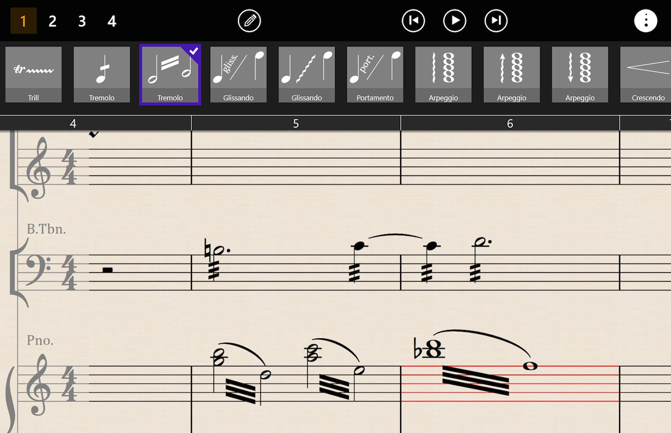 Staffpad Is A Music Handwriting App That S Real And It S Spectacular Scoring Notes