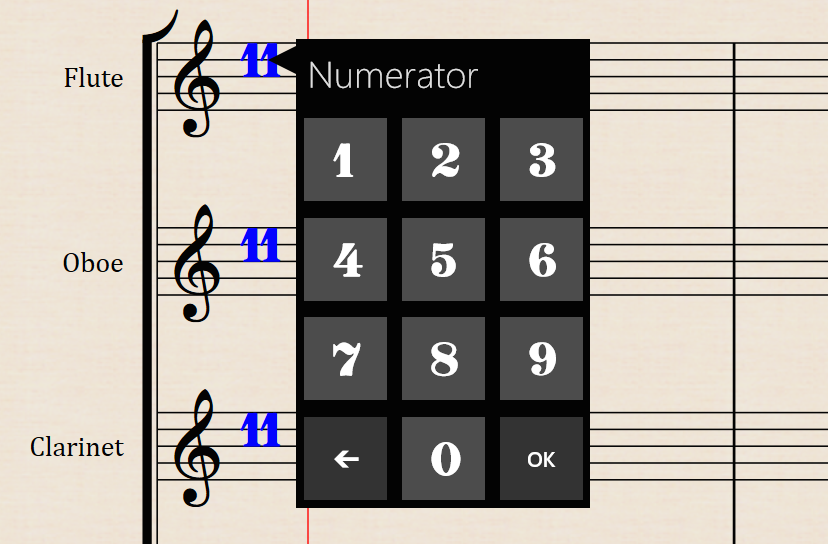 Now you can write that 11/4 from The Rite of Spring on StaffPad