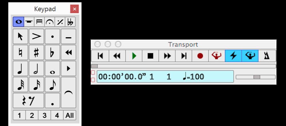 keypad-transport