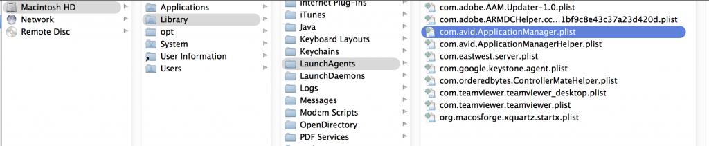 disable aam updates notifier application