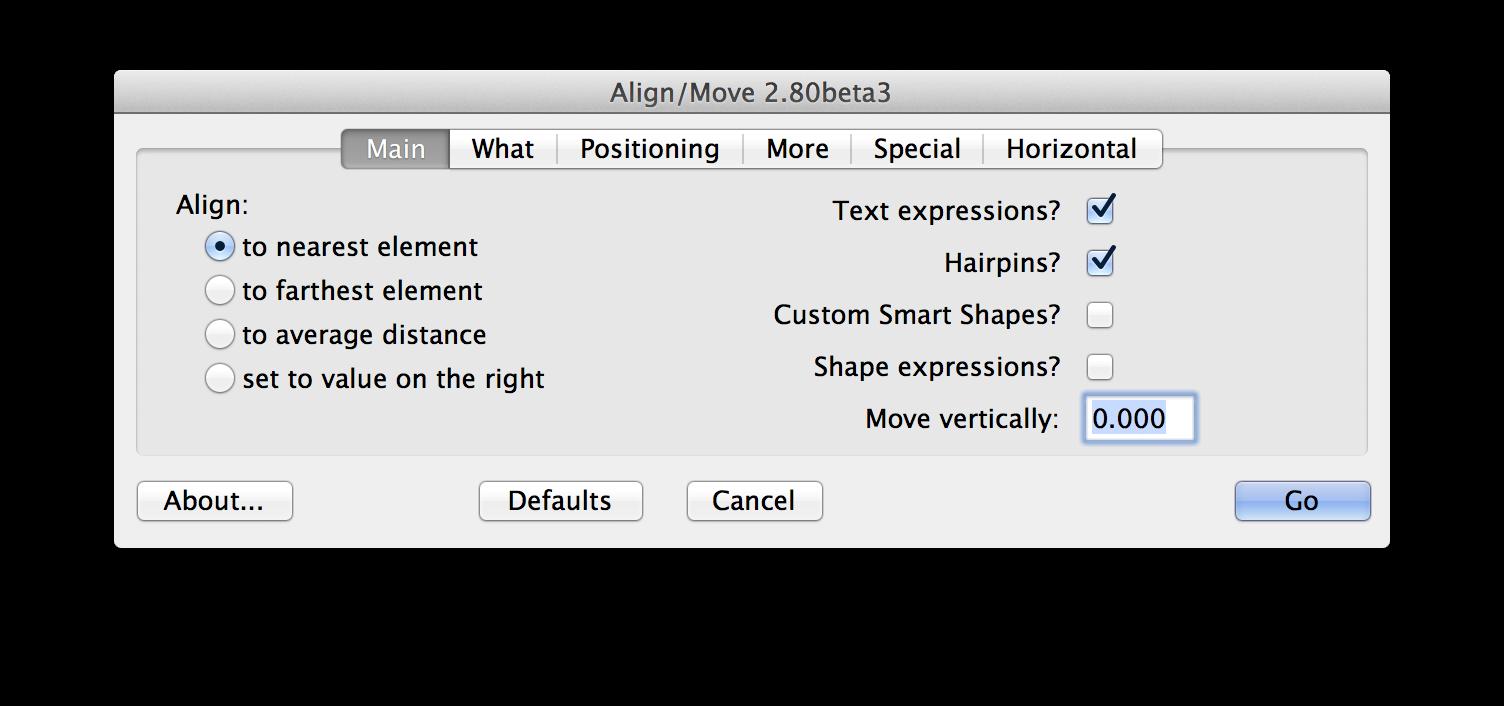 align-move