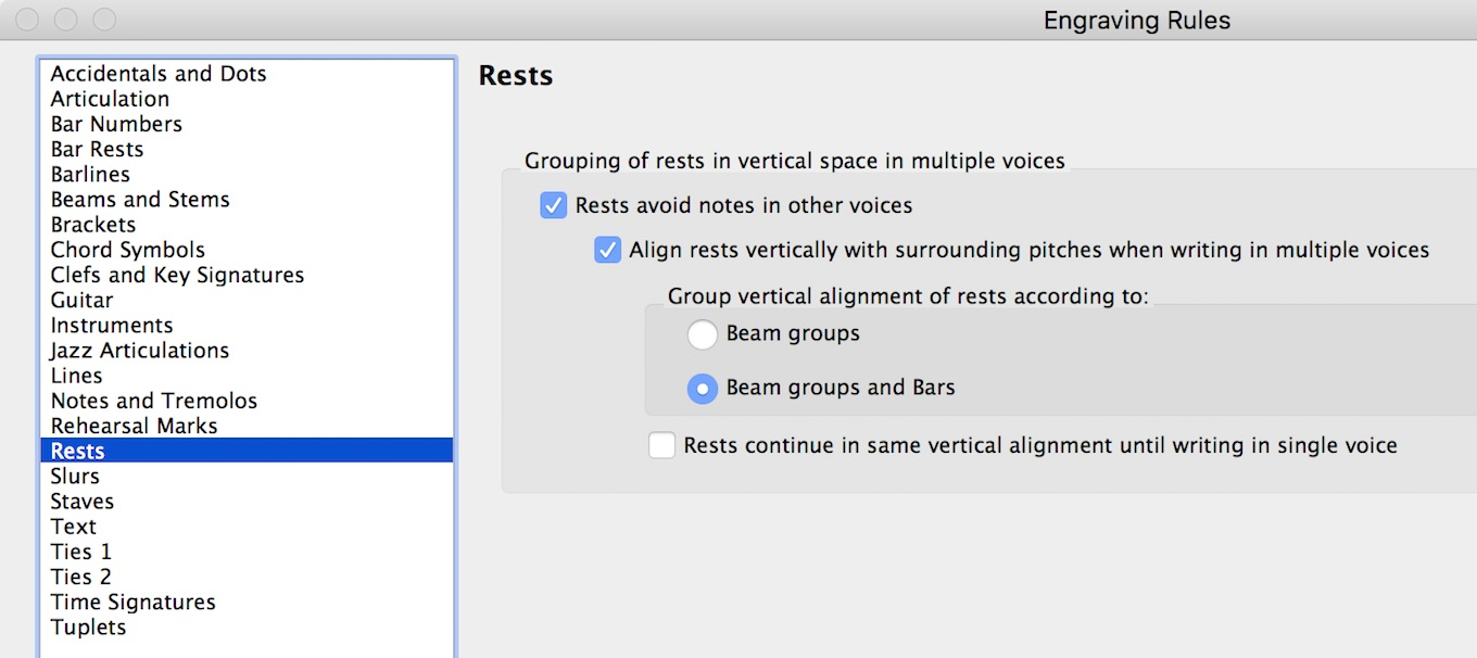 Bug With Rests In Multiple Voices In Parts Affects Earlier Files