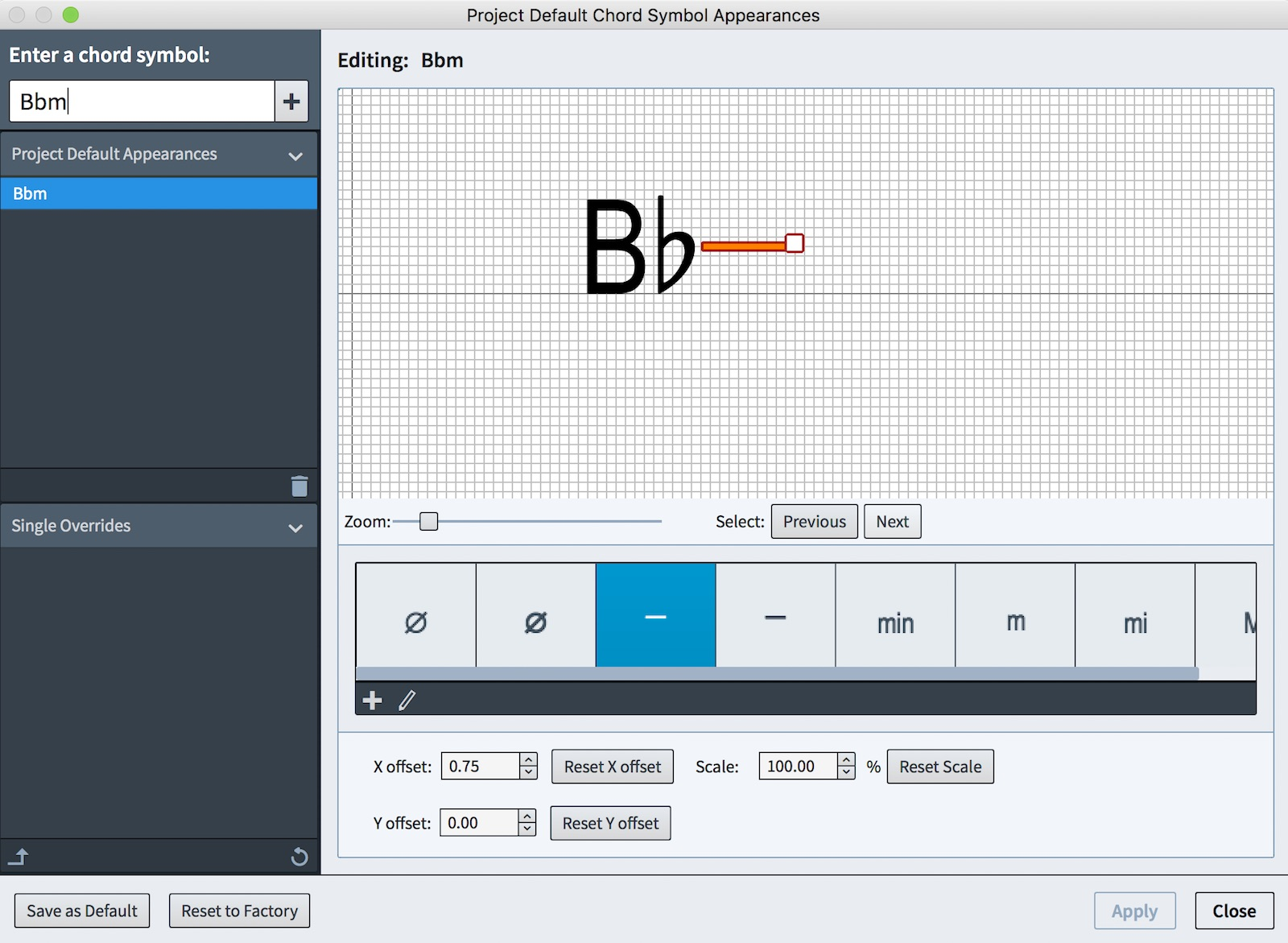 Dorico 1110 Update Brings Chord Symbol Editor And Other