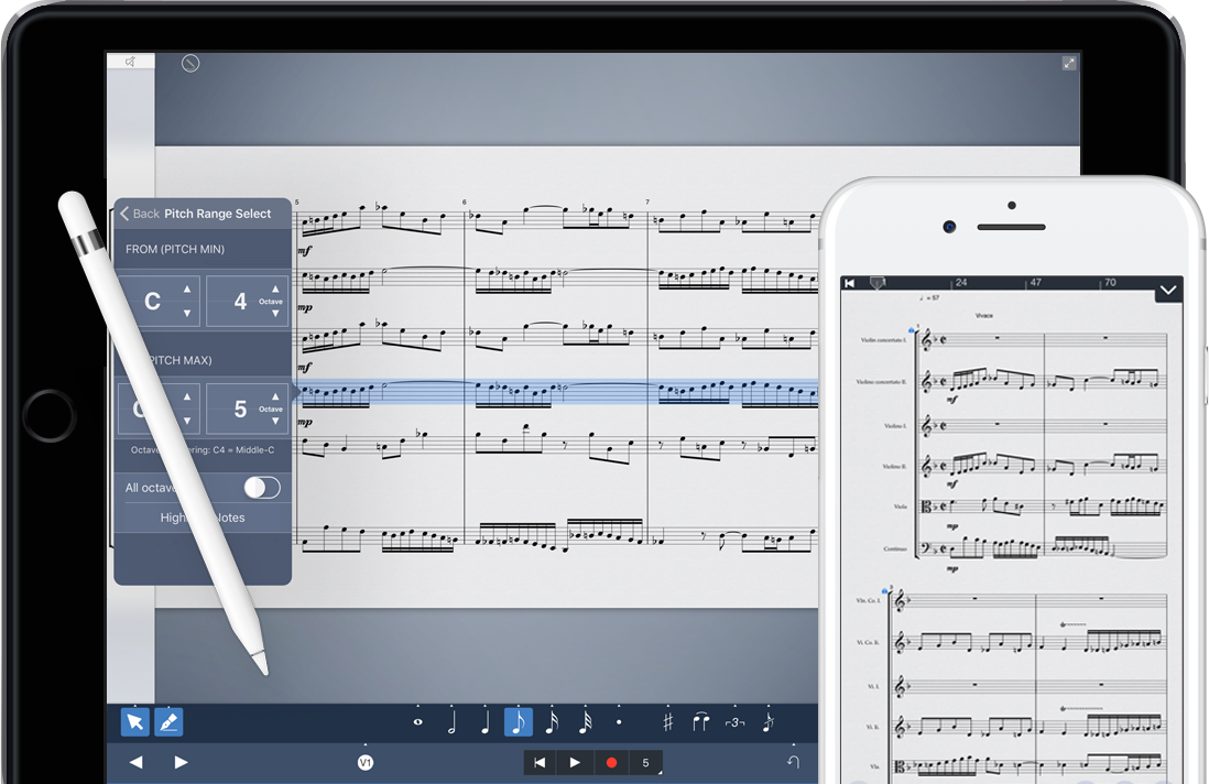 Symphony Pro 5 takes several steps toward our mobile