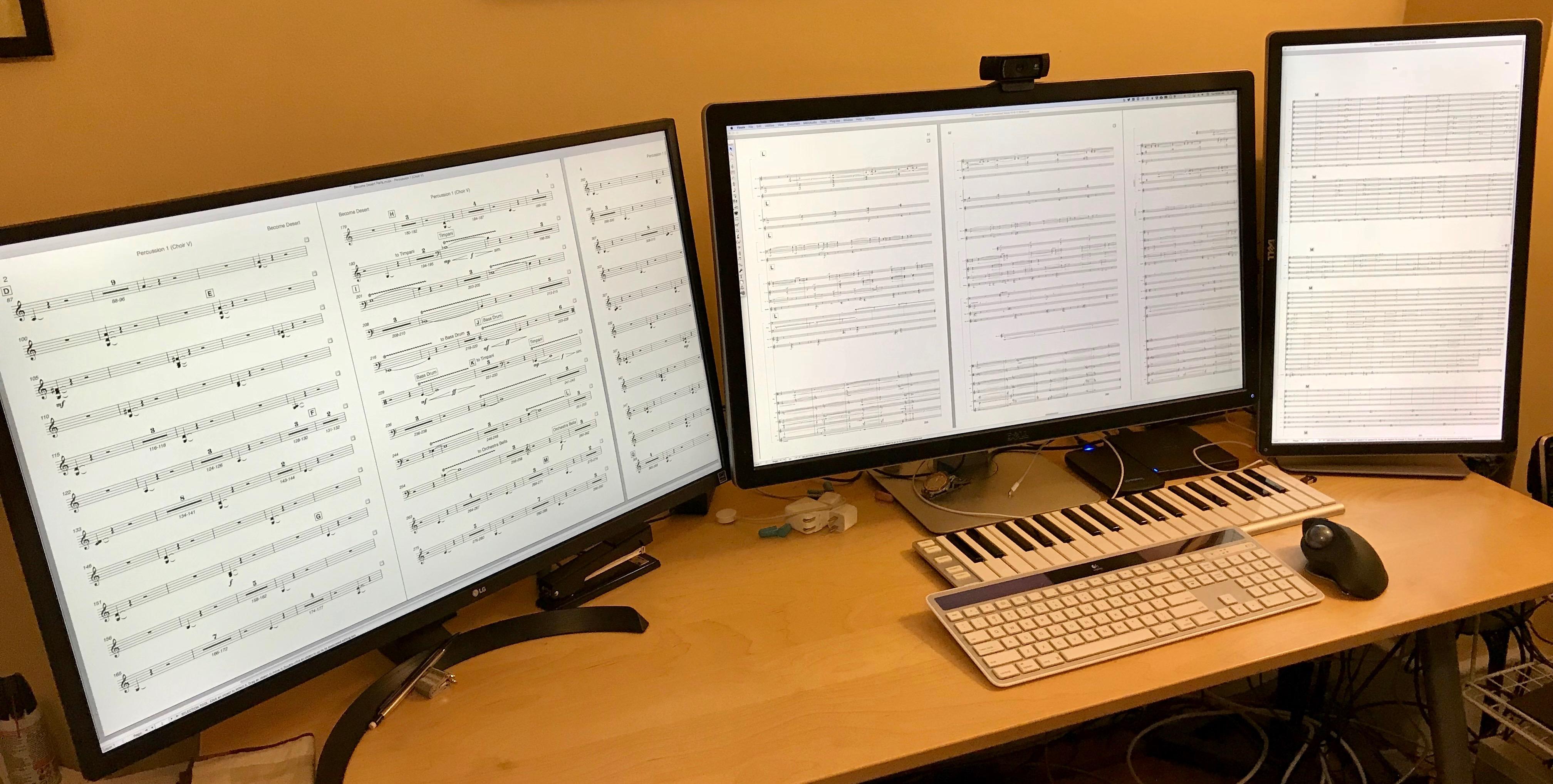 NAMM 2018: MakeMusic, SmartMusic, and Finale - Scoring Notes