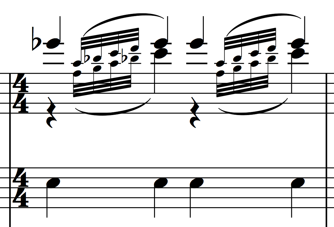 how to delete bar in sibelius first