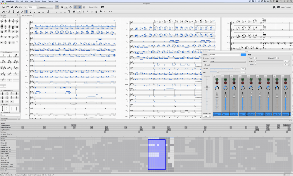 MuseScore 3 0 beta released - Scoring Notes