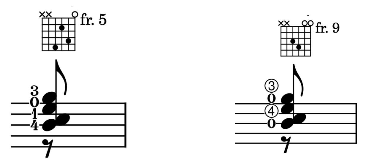 Dorico 3 changes the score - Scoring Notes